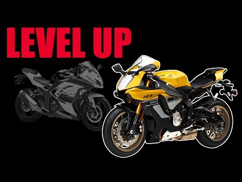 The 9 Best SECOND Motorcycles to Buy after your Beginner Bike!