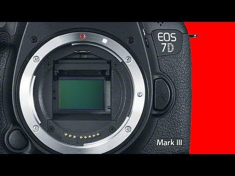 Canon 7D Mark III - Is the AA Filter a DEAL KILLER?