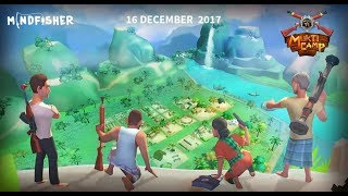 Mukti Camp Release Official Trailer 2017 by Mindfisher Games||Prantik Vau
