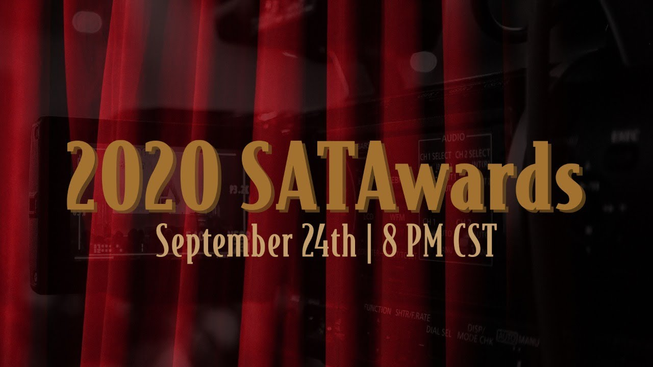 2020 SATAwards