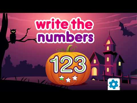 Writing Numbers: Number For Pc - Download For Windows 7,10 and Mac