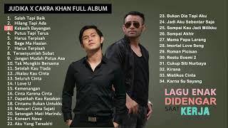 JUDIKA X CAKRA KHAN FULL ALBUM [ Lagu Pop Indonesia 2021 ]