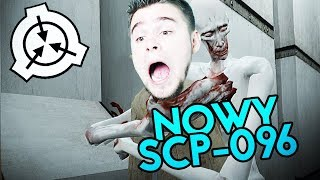 SCP-096 NIEŚMIAŁEK - NOWY UPDATE! | SCP: Secret Laboratory [#40] (With: EKIPA)