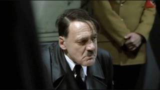 USA vs. Japan 2011 FIFA Womens World Cup Final: Hitler finds out about matchup