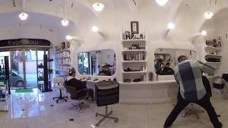 EverGlow hair salon - Malta 360VR