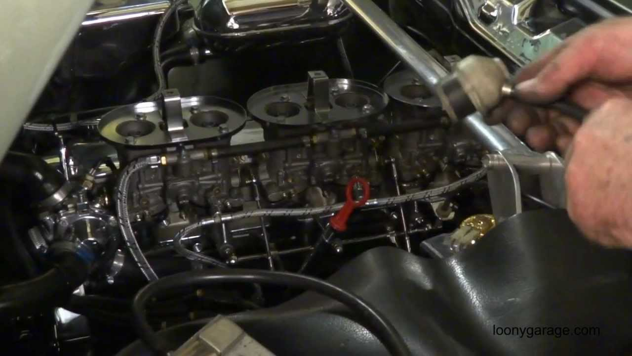 Bmw E21 Triple Weber Carburettor Tuning Loud Revving