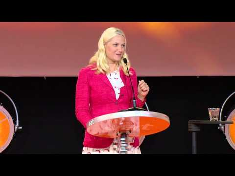 HRH. Crown Princess Mette Marit of Norway