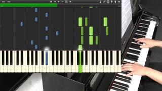 Enya - Anywhere Is (Piano Tutorial)