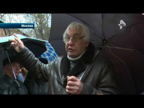 Жители элитного района Москвы отбивают здание детского сада у офиса-захватчика
