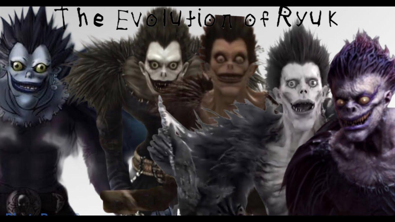 Download The Evolution of Ryuk