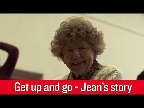 British Heart Foundation - Get up and go, Jean's story