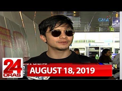 24 Oras Weekend: August 18, 2019 [HD]