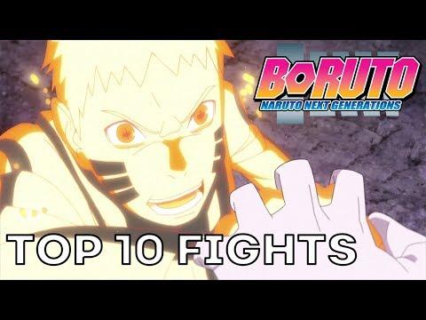 Top 10 Boruto Fight Scenes (Episodes 1-100)