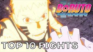 Download Video Top 10 Boruto Fight Scenes (Episodes 1-100) MP3 3GP MP4