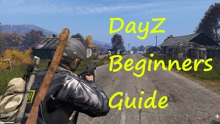 DayZ Starter Guide - PS4, XBox + PC
