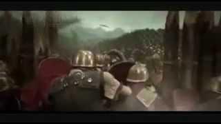 Die Schlacht bei Philippi