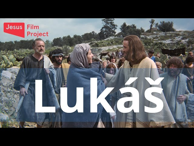 Oficiální Film Ježíš   Lukáš   čeština