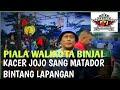 Kacer Jojo Sang Matador Dari Pinggiran Walikota Binjai Jadi Bintang Lapangan  Mp3 - Mp4 Download
