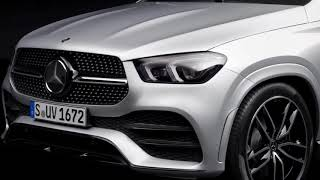 2019 Mercedes GLE Interior & exterior overview