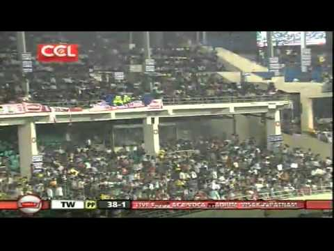 Telugu Warriors Vs.Chennai Rhinos