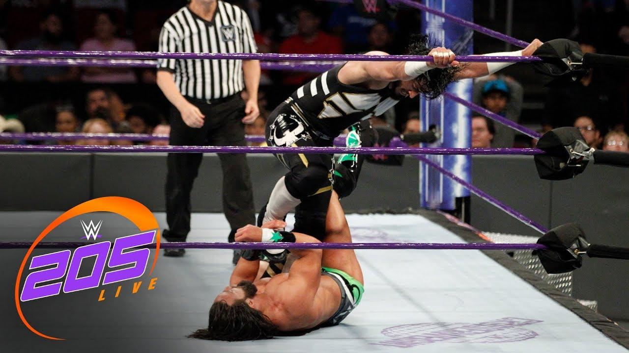 Download Mustafa Ali vs. Tony Nese: WWE 205 Live, Nov. 21, 2017