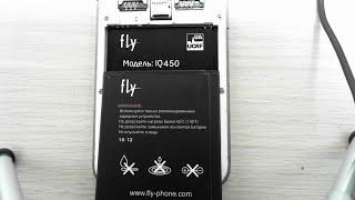 Reset Fly IQ450 Horizont (Hard Reset Fly IQ450)