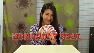 HOW TO PLAY:  Monopoly Deal Card Game