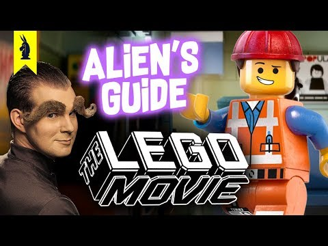 Alien's Guide to THE LEGO MOVIE