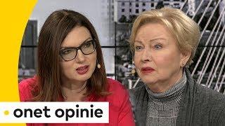 Kofta o przemówieniach Jakiego i Szydło w PE: to było CHAMSTWO | Onet Opinie