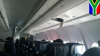 South African Airways turbulence: 20 people injured as SAS Airbus A340-300 hit turbulence