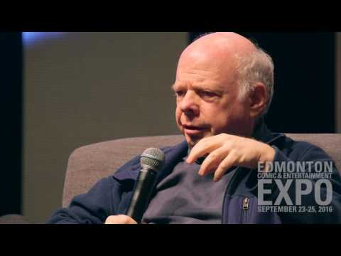 Wallace Shawn at the Edmonton Comic & Entertainment Expo