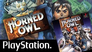 PROJECT HORNED OWL PS1 gameplay - Playstation PSX [1080p]