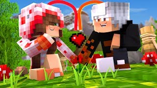 Minecraft: NAMORADOS - Nova Série #1 ‹ Ine ›