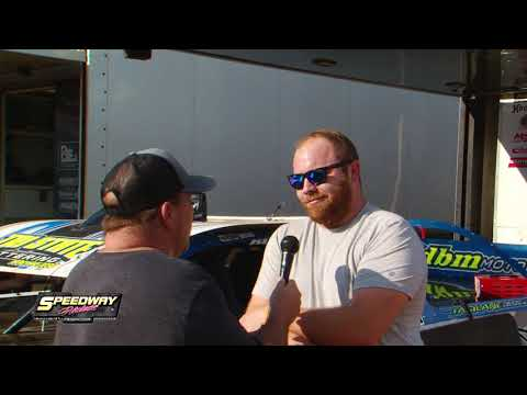 "Chris ""Chicky"" Barton #144 Super Late Model Driver Interview"