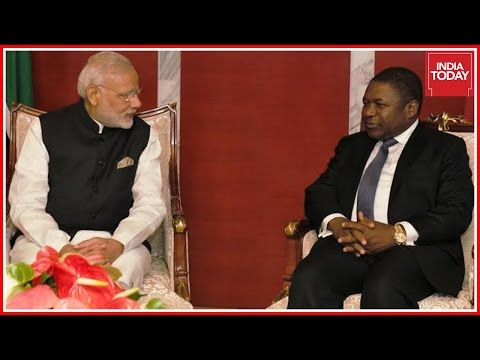 To The Point : PM Narendra Modi's 4 Nation Tour To Africa