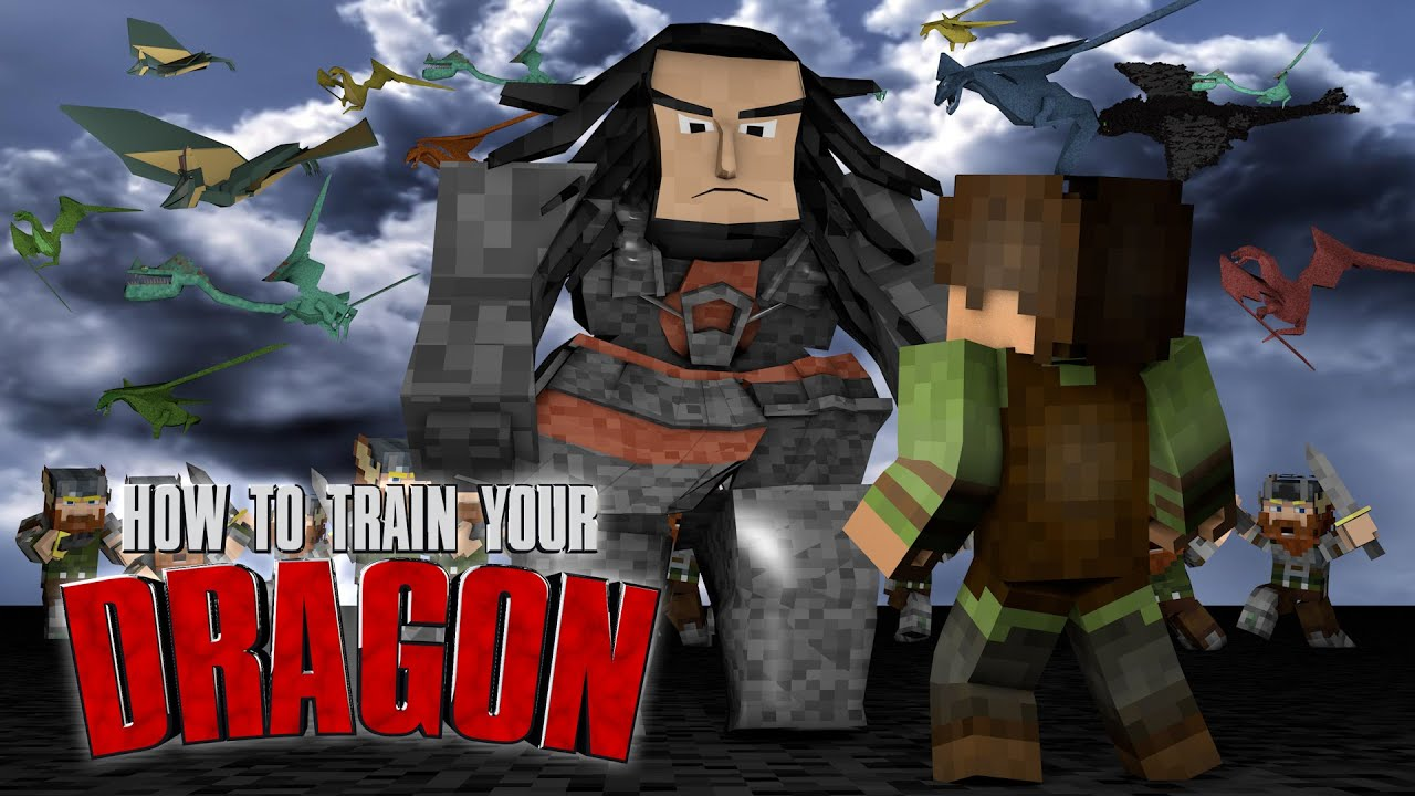 Minecraft how to train your dragon ep 25 declaring war youtube ccuart Image collections