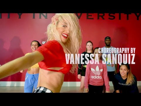 MOVE TO MIAMI - ENRIQUE IGLESIAS FT. PITBULL - @VANESSASANQUIZ CHOREOGRAPHY - MDC MIAMI