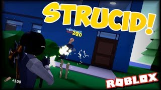 *NEW* ROBLOX FORTNITE GAME!!! | Strucid on Roblox #1
