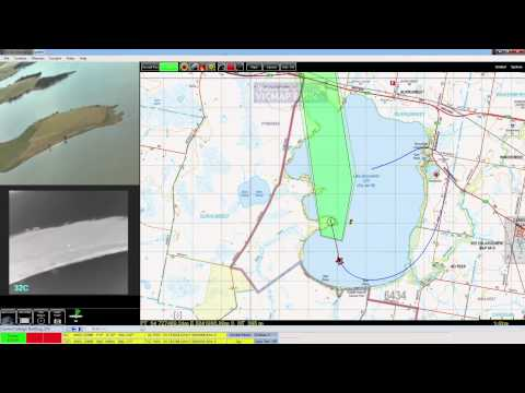 UAV Vision by Timeless Technologies -  AI System Features   GEO LOCK CM160 Auto Control