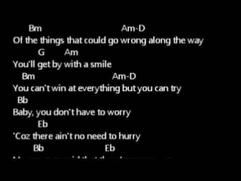 ERASERHEADS - WITH A SMILE (LIVE MUSIC) lyrics w/ guitar chords ...
