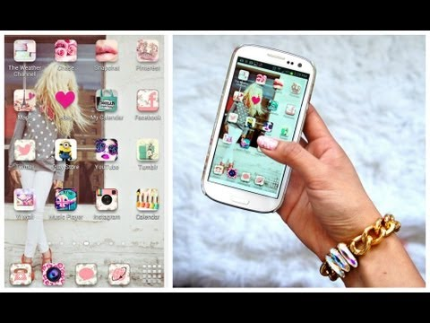 What's On My Phone | Icon App Changer For Android Users | Belinda Selene