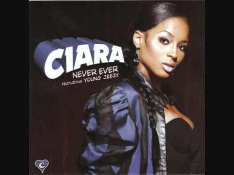 Ciara-Never Ever (Instrumental)