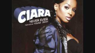 Ciara-Never Ever (Instrumental)