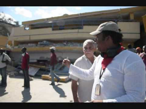 Haiti Earthquake: Delmas 40