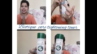 biotique bio cucumber pore tightening toner    review   biotique    biotique products    review