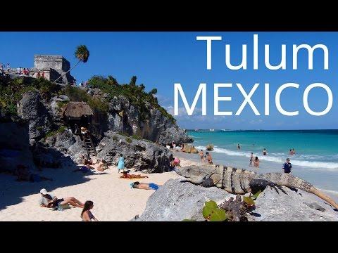 Exploring the Spectacular Mayan Ruins of Tulum, Mexico