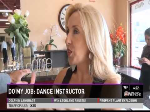 Do My Job:  Dance Instructor