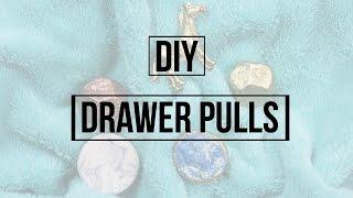 DIY Drawer Pulls To Update Your Furniture! | Dana Jean