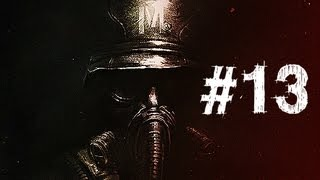 Metro Last Light Walkthrough Part 13 HD Gameplay - Monsters