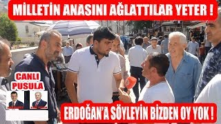 ERDOĞAN'a Söyleyin Bizden Oy Yok Diyen ESENYURT ! 23 Haziran İstanbul Seçim Anketi